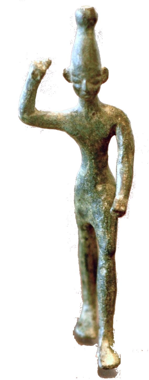 האליל הכנעני - הבעל